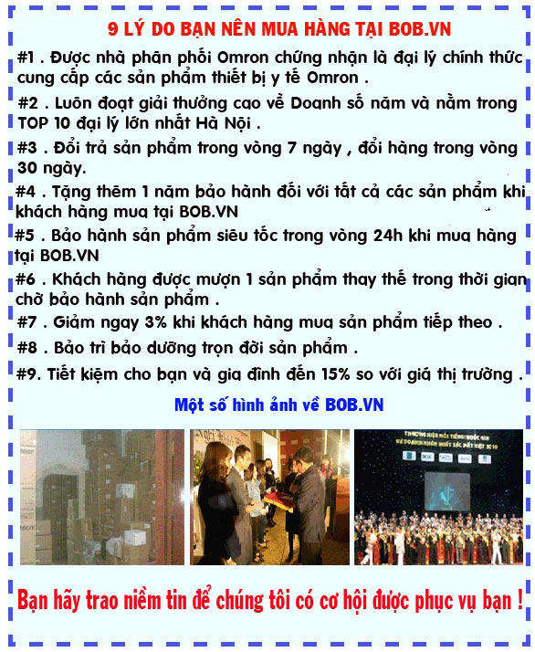 10 ly do ban nen mua hang tai bob.vn
