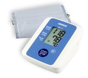 Máy đo huyết áp bắp tay Omron Hem 7111