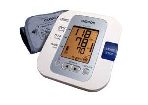 Máy đo huyết áp bắp tay Omron Hem-7201