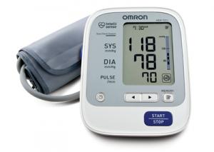 Máy đo huyết áp bắp tay omron hem-7211