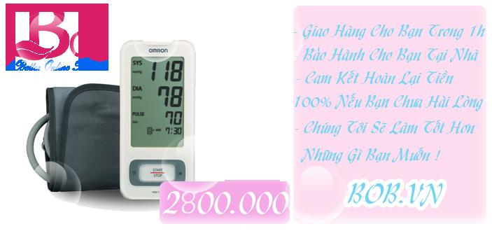 Tính năng nổi bật máy đo huyết áp bắp tay Omron Hem-7300
