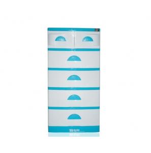 Tủ nhựa cho bé Đại Đồng Tiến Vic T740, 5 tầng 6 ngăn