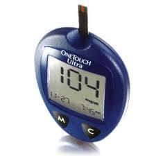 Máy đo đường huyết OneTouch Ultra