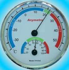 Nhiệt ẩm kế Anymetre TH 101E