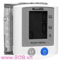 Máy đo huyết áp cổ tay Rossmax S150