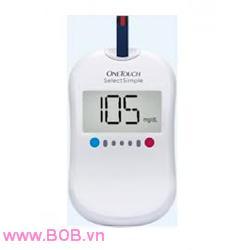 Máy đo đường huyết One Touch Select Simple