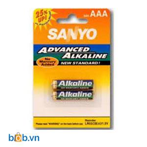 Pin Alkaline dùng cho máy đo huyết áp