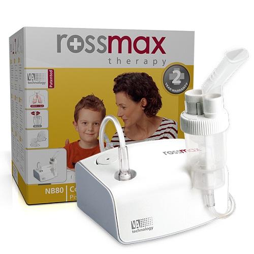 Máy xông mũi họng Rossmax NB80