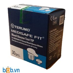 Que thử đường huyết Terumo Medisafe Fit