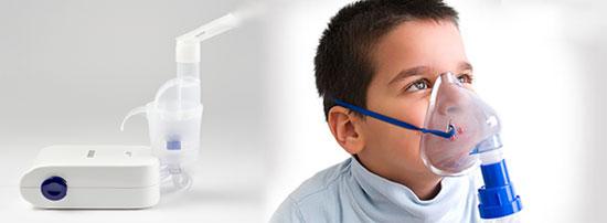 Cách sử dụng máy xông mũi họng