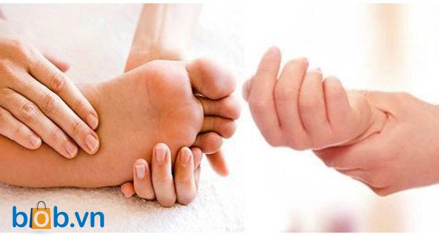 Dấu hiệu tê bì chân tay ở bệnh nhân tiểu đường