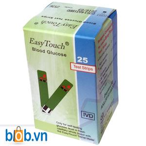 Que thử đường huyết EasyTouch ET322