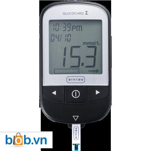 Lợi ích khi sử dụng máy đo đường huyết tại nhà