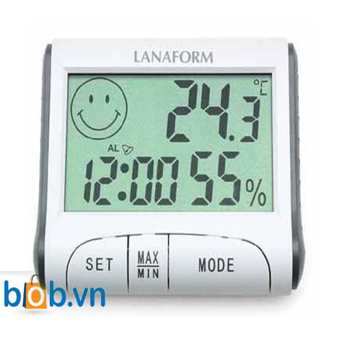 Nhiệt ẩm kế điện tử Lanafrom LA120701