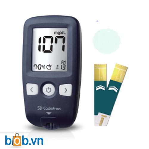 Máy đo đường huyết SD CodeFree
