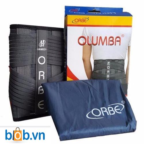 Đai thắt lưng cao cấp Orbe Olumba