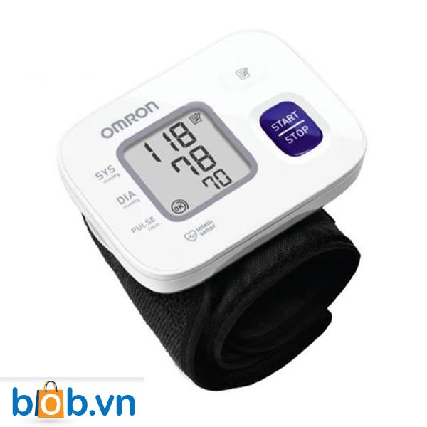 Máy đo huyết áp Omron Hem 6161